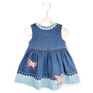 GAP Baby Girls Denim Dress